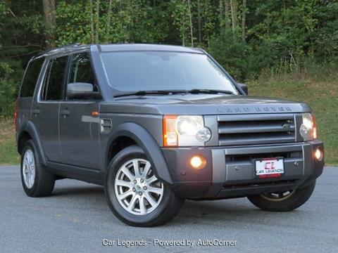 2007 Land Rover LR3 for sale in Stafford, VA