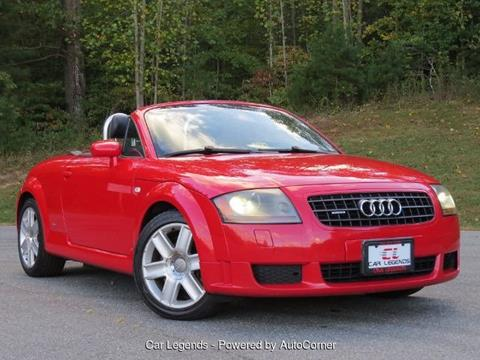 2004 Audi TT for sale in Stafford, VA