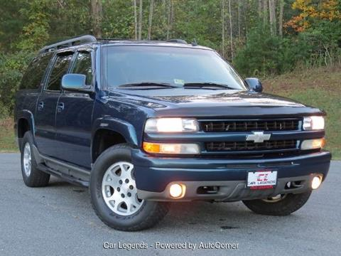 2006 Chevrolet Suburban for sale in Stafford, VA