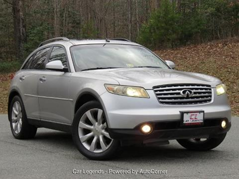 infinity infiniti used sale for suv awd