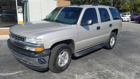2006 Chevrolet Tahoe for sale in Perry FL