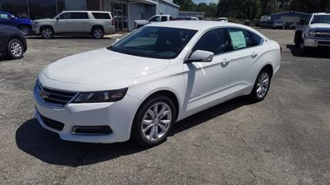 2018 Chevrolet Impala for sale in Perry FL