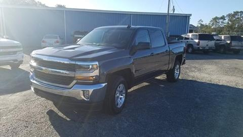 2018 Chevrolet Silverado 1500 for sale in Perry FL
