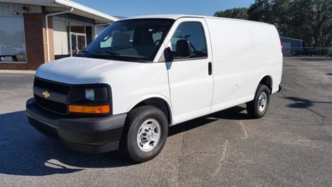 2017 Chevrolet Express Cargo for sale in Perry, FL