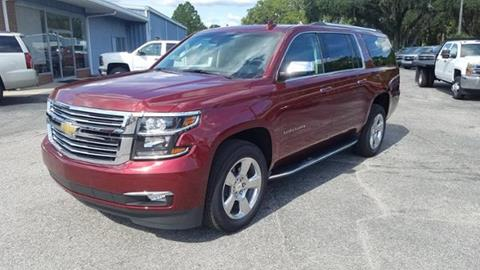2017 Chevrolet Suburban for sale in Perry, FL