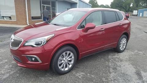 2017 Buick Envision for sale in Perry FL
