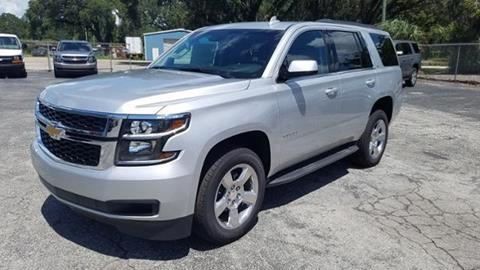 2017 Chevrolet Tahoe for sale in Perry FL