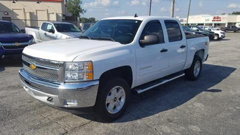 2012 Chevrolet Silverado 1500 for sale in Perry FL