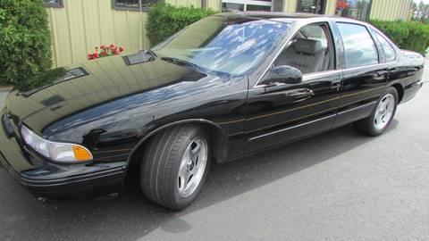 1996 Chevrolet Impala for sale in Black River Falls, WI
