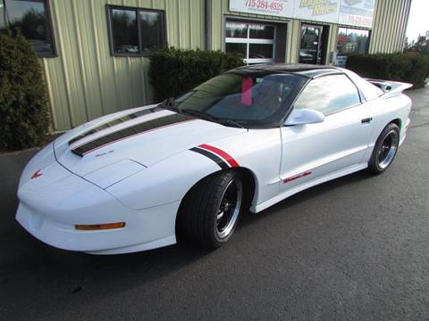 1996 Pontiac Firebird for sale in Black River Falls, WI