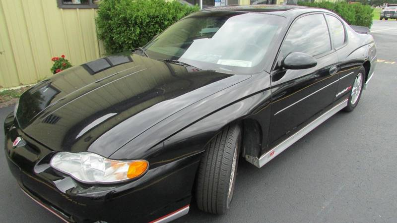 2002 Chevrolet Monte Carlo SS 2dr Coupe - Black River Falls WI