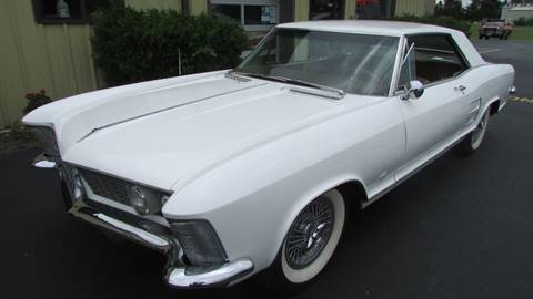 1963 Buick Riviera for sale at Toybox Rides in Black River Falls WI