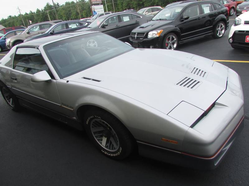1986 Pontiac Firebird Trans Am 2dr Hatchback - Black River Falls WI