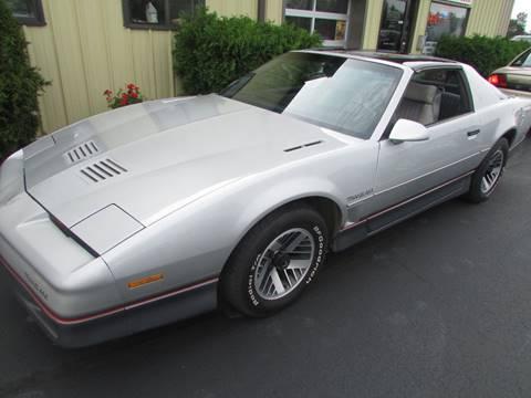 used 1986 pontiac firebird for sale carsforsale com used 1986 pontiac firebird for sale