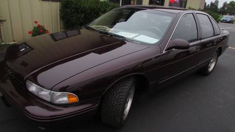 1995 Chevrolet Impala For Sale Carsforsale Com