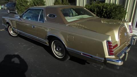 1978 Lincoln Mark V for sale in Black River Falls, WI