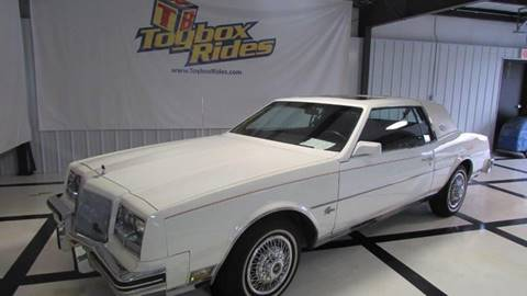 1985 Buick Riviera for sale in Black River Falls, WI