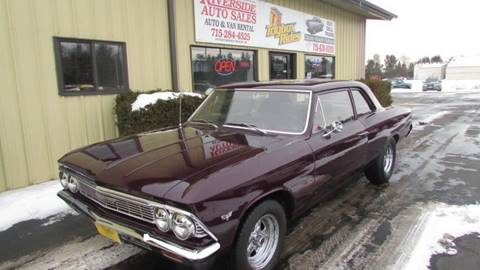 1966 Chevrolet Chevelle for sale at Toybox Rides in Black River Falls WI