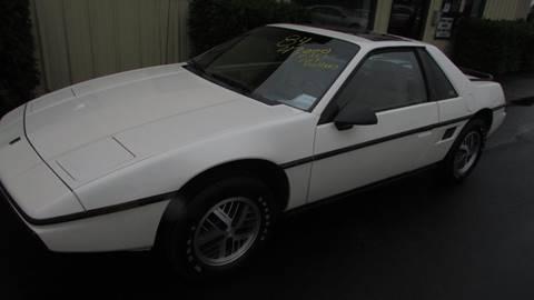 1984 Pontiac Fiero for sale in Black River Falls, WI
