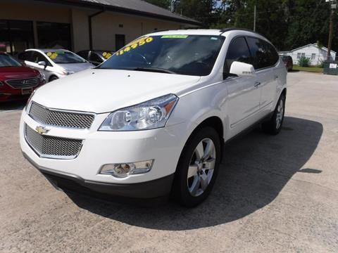 2012 Chevrolet Traverse for sale in Valdosta, GA