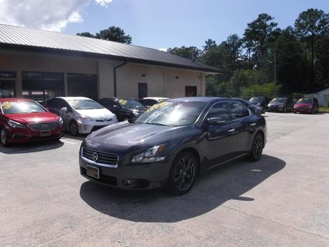 2012 Nissan Maxima for sale in Valdosta, GA