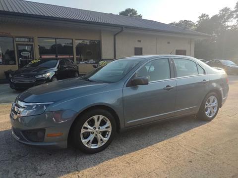 2011 Ford Fusion for sale in Valdosta, GA