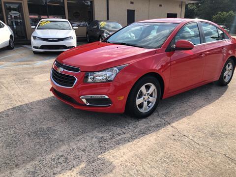 2015 Chevrolet Cruze for sale in Valdosta, GA