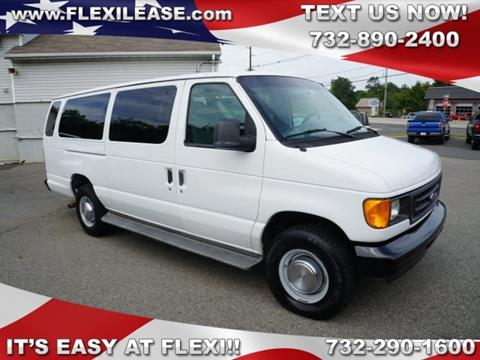 2006 Ford E-Series Wagon for sale in Cliffwood, NJ
