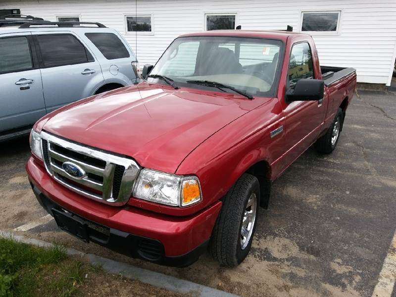 2008 Ford Ranger for sale at Plaistow Auto Group in Plaistow NH
