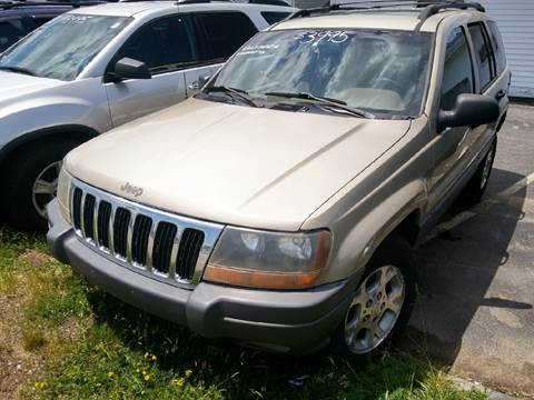 2001 Jeep Grand Cherokee for sale in Plaistow, NH