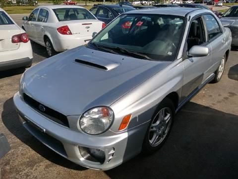 2002 Subaru Impreza for sale in Plaistow, NH