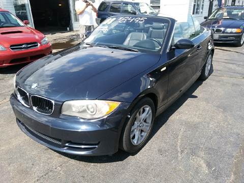 2008 BMW 1 Series for sale in Plaistow, NH