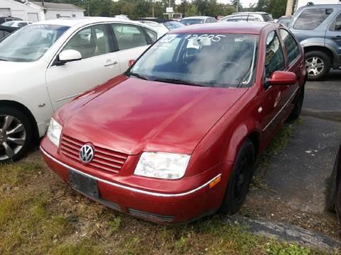 2004 Volkswagen Jetta for sale in Plaistow, NH