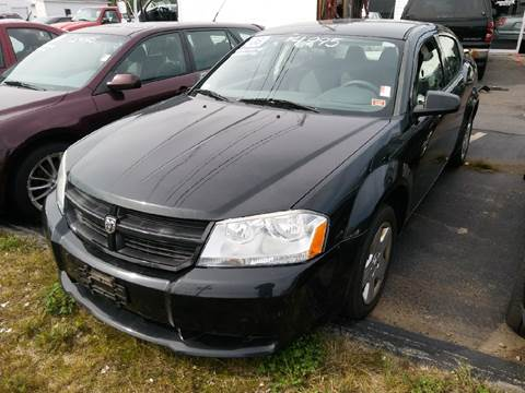 2008 Dodge Avenger for sale in Plaistow, NH