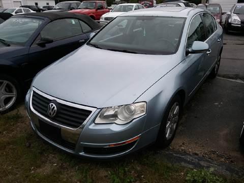 2006 Volkswagen Passat for sale in Plaistow, NH