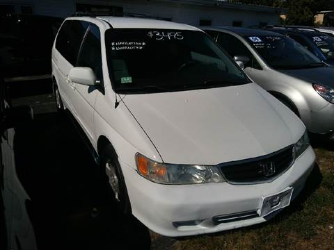 2000 Honda Odyssey for sale in Plaistow, NH
