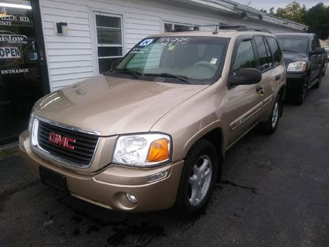 2004 GMC Envoy for sale in Plaistow, NH