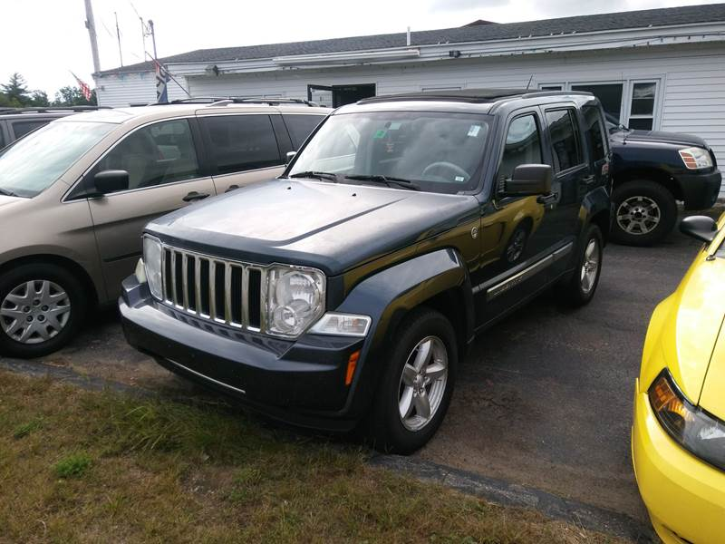 2008 Jeep Liberty For Sale At Plaistow Auto Group In Plaistow NH