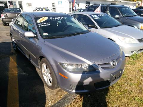 2007 Mazda MAZDA6 for sale at Plaistow Auto Group in Plaistow NH