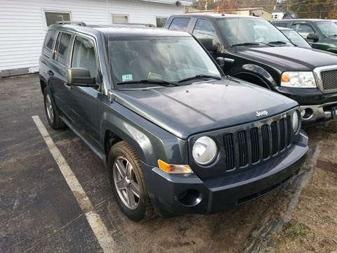 2007 Jeep Patriot for sale at Plaistow Auto Group in Plaistow NH
