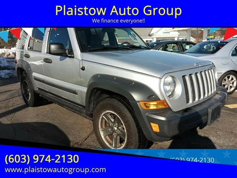 2006 Jeep Liberty for sale in Plaistow, NH