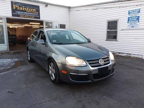 2008 Volkswagen Jetta for sale at Plaistow Auto Group in Plaistow NH
