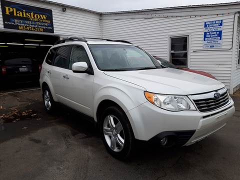 2009 Subaru Forester for sale in Plaistow, NH