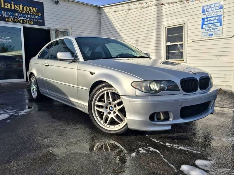 2004 BMW 3 Series for sale at Plaistow Auto Group in Plaistow NH