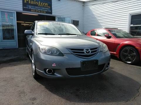 2006 Mazda MAZDA3 for sale at Plaistow Auto Group in Plaistow NH