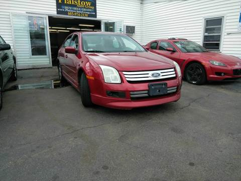 2009 Ford Fusion for sale in Plaistow, NH