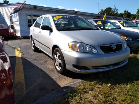 2008 Toyota Corolla CE for sale at Plaistow Auto Group in Plaistow NH