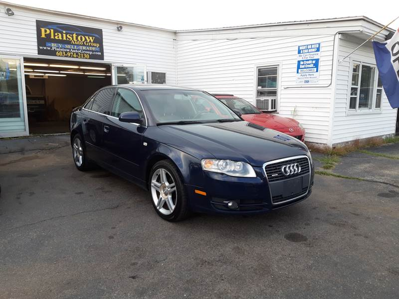 2006 Audi A4 for sale at Plaistow Auto Group in Plaistow NH