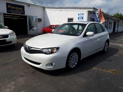 2010 Subaru Impreza for sale at Plaistow Auto Group in Plaistow NH