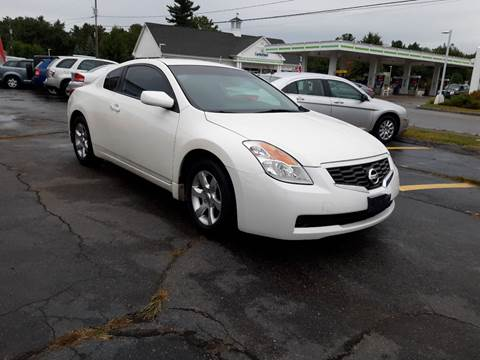 2009 Nissan Altima for sale in Plaistow, NH